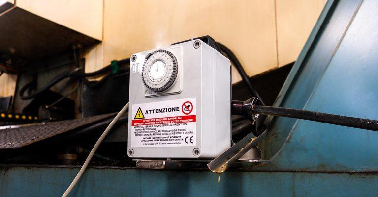 disoleatore per emulsioni macchine utensili